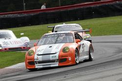 #97 Alliance Autosport Porsche GT3: Scott Rettich, Matt Schneider