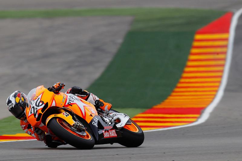Repsol Honda - Dani Pedrosa - GP di Aragon 2011