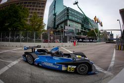 #52 PR1 Mathiasen Motorsports Oreca FLM09: Ken Dobson, Ryan Lewis