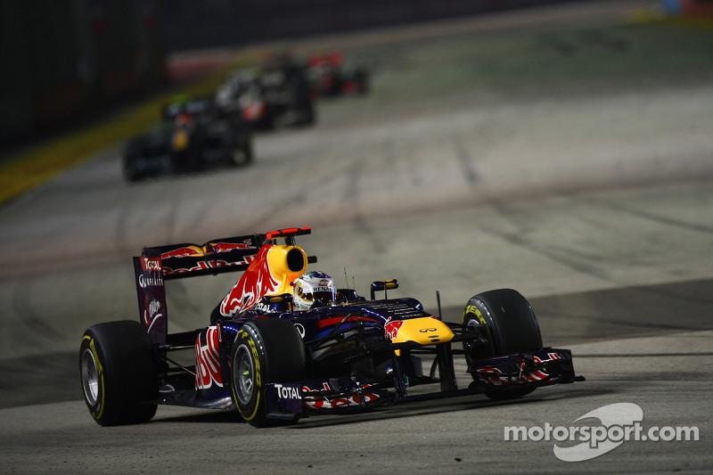 2011: Sebastian Vettel, Red Bull Racing RB7