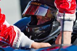#055 Lola Honda: Scott Tucker, Christophe Bouchut, Luis Diaz