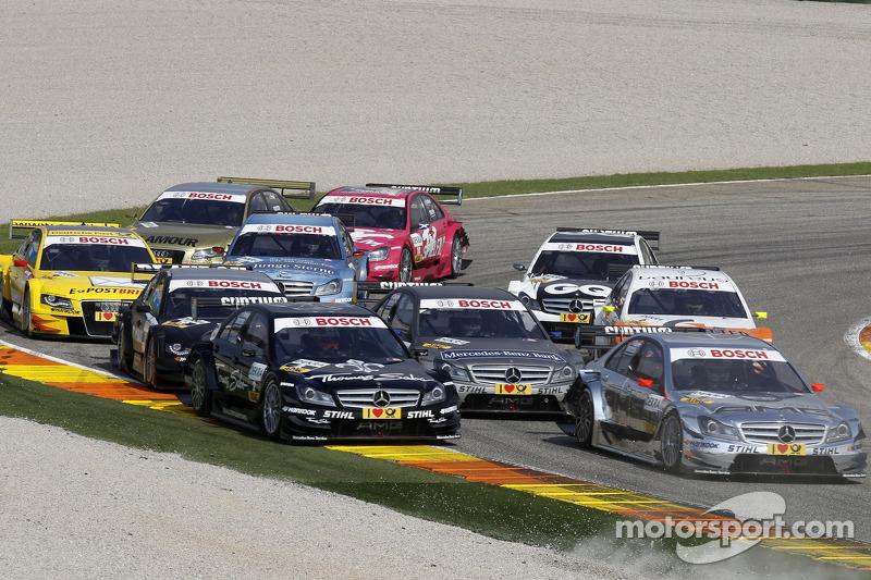 #7 Jamie Green (AMG Mercedes / AMG Mercedes C-Klasse (2009))