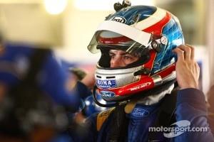 Alex Davison, #4 Irwin Racing