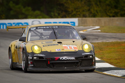 #11 JDX Racing Porsche 911 GT3 Cup: Will Langhorne, Al Carter, Hugh Plumb