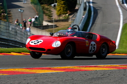 #35 Ferrari 246S: Bobby Verdon-Roe
