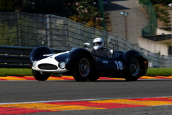 #18 Maserati T61 Birdcage: Irvine Laidlaw, Julian Bronson