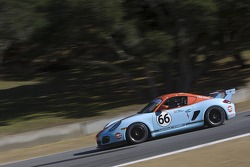 #66 Jack W. Baker, 2010 Porsche Cayman Interseries