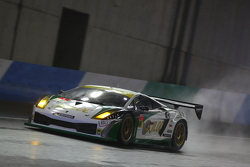 #86 JLOC Lamborghini RG-3: Yuya Sakamoto, Takayuki Aoki