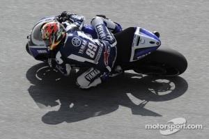 Katsuyuki Nakasuga on #89 Yamaha in 2011 Malaysian GP
