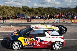 Sébastien Loeb and Daniel Elena, Citröen DS3 WRC, Citröen Total World Rally Team