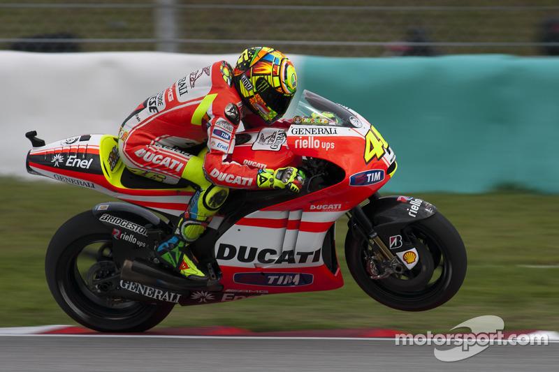 2011: Ducati Desmosedici GP11