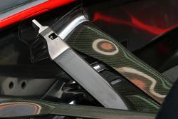 McLaren Mercedes Technical detail front suspension