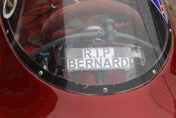 RIP Bernard Baxter