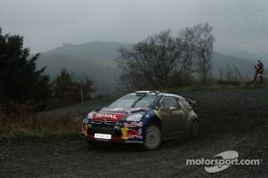 Sébastien Ogier and Julien Ingrassia and Citroën DS3 WRC, Citroën Total World Rally Team
