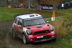 Kris Meeke and Paul Nagle, Mini John Cooper Works, MINI WRC TEAM