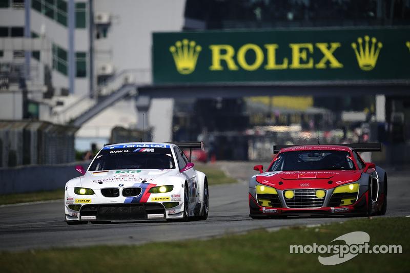 #56 BMW Motorsport BMW M3: Andy Priaulx, Uwe Alzen