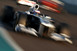 Valtteri Bottas, Williams F1 Team piloto de pruebas