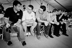 Championship contenders press conference: Tony Stewart, Ricky Stenhouse Jr. and Elliott Sadler