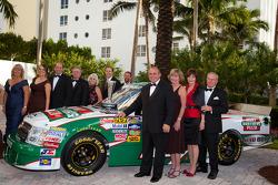 NASCAR Camping World Truck Series owner champion Kevin Harvick, Kevin Harvick Inc. Chevrolet and team