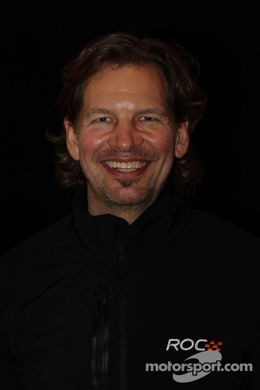 Fredrik Johnsson, ROC organiser