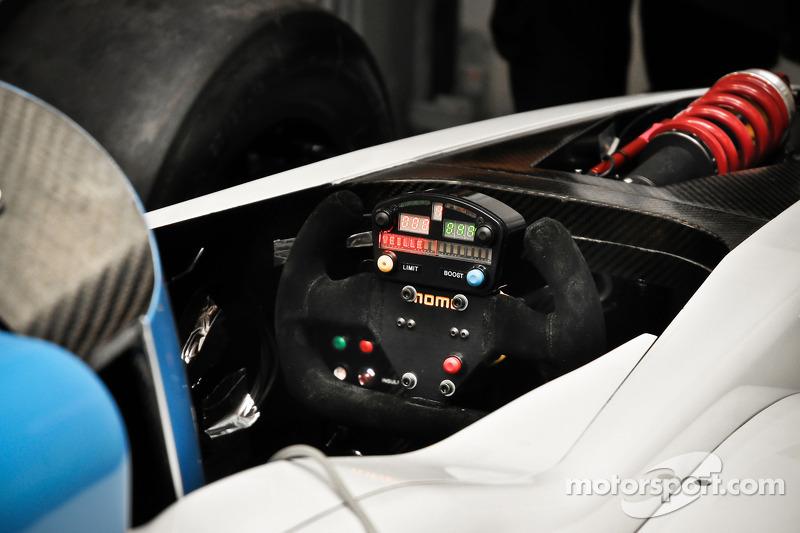 Kokpit Formulec EF01