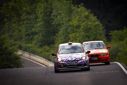 #176 Renault Clio Cup III: Michael Larsen, Michael Juul, Claus Grönning