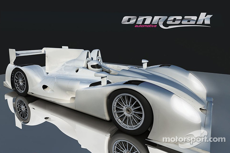 The 2012 Oak Pescarolo LMP3