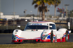 #6 Michael Shank Racing Ford Riley: Jorge Goncalvez, Michael McDowell, Felipe Nasr, Gustavo Yacaman