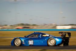#90 Spirit of Daytona Chevrolet Corvette DP: Antonio Garcia, Oliver Gavin, Richard Westbrook, Jan Magnussen