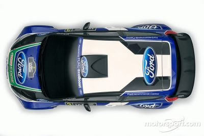 Ford livery launch