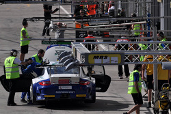 #14 Autorlando Sport Porsche 997 GT3 R: Mario Cordoni, Diego Romanini, Tommaso Rocca, Alessandro Garofano, Roberto Rayneri