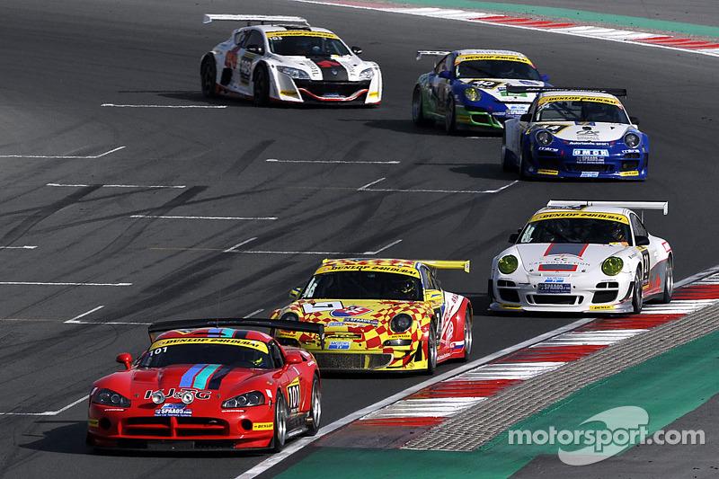 #101 GT3 Racing Dodge Viper: Craig Wilkins, Tommy Dreelan, Andy Ruhan, Leigh Smart, Aaron Scott