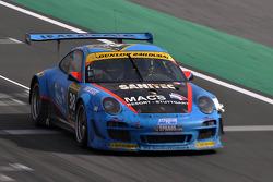 #38 MRS GT-Racing Porsche 997 GT3 R: Erwin Stückle, Philipp Eng, Will Langhorne
