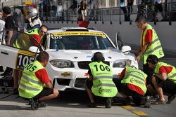 #105 GC Automobile GC 10-V8: Bernard Salam, Olivier Salam, Christophe Contre, Michel Pulinx, Eric Poitevineau
