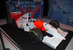 Ayrton Senna 1993 McLaren