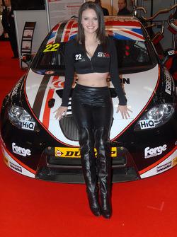 Special Tuning Racing Promo Girl