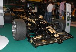 Ayrton Senna JPS Lotus F1