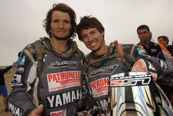 Маркос Патронелли и Алехандро Патронелли.