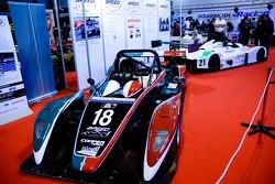 SPEED Euroseries cars
