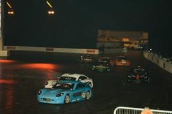 Ginetta Junior Series demo race