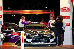 Peter van Merksteijn and Eddy Chevaillier, Citroën DS3