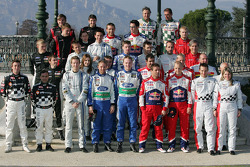 Drivers photoshoot: WRC Drivers 2012