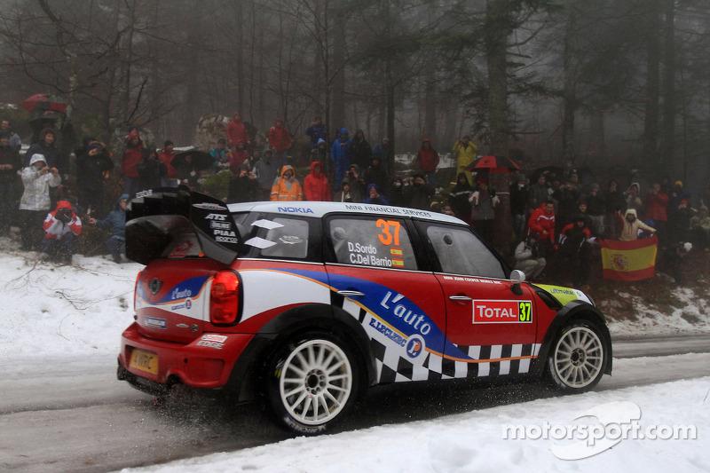 Даніель Сордо і Карлос Дель Барріо, Mini John Cooper Works WRC, MINI WRC TEAM