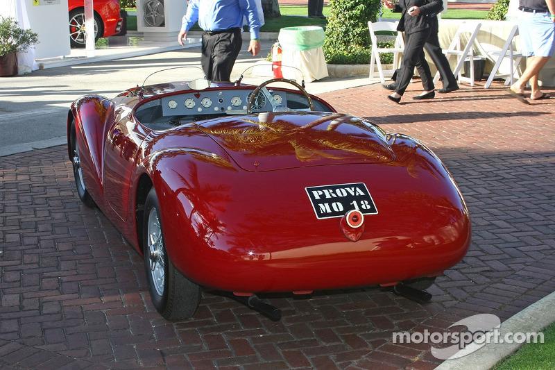 Ferrari 125S, de eerste Ferrari