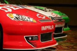 Cars of Stewart-Haas Racing Chevrolet