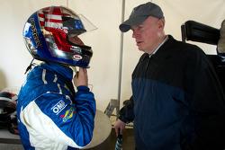 John Andretti and Rob Dyson