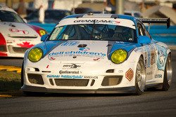 #19 Mühlner Motorsports America, LLC Porsche GT3: Scott Dollahite, Ian Nater, Rhett O'Doski, Marco Seefried, Derek Whitis