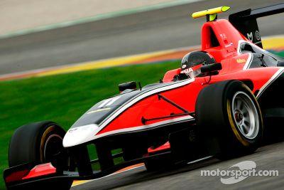 Marussia Manor Racing GP3 bevestigt Dmitry Suranovich voor 2012-seizoen