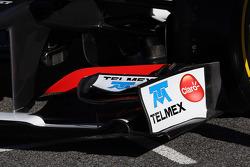 Front wing  - Sauber C31 Ferrari Launch