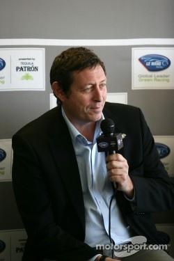 Gerad Neveu, FIA WEC CEO